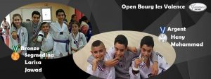OPEN REGIONAL BOURG LES VALENCE